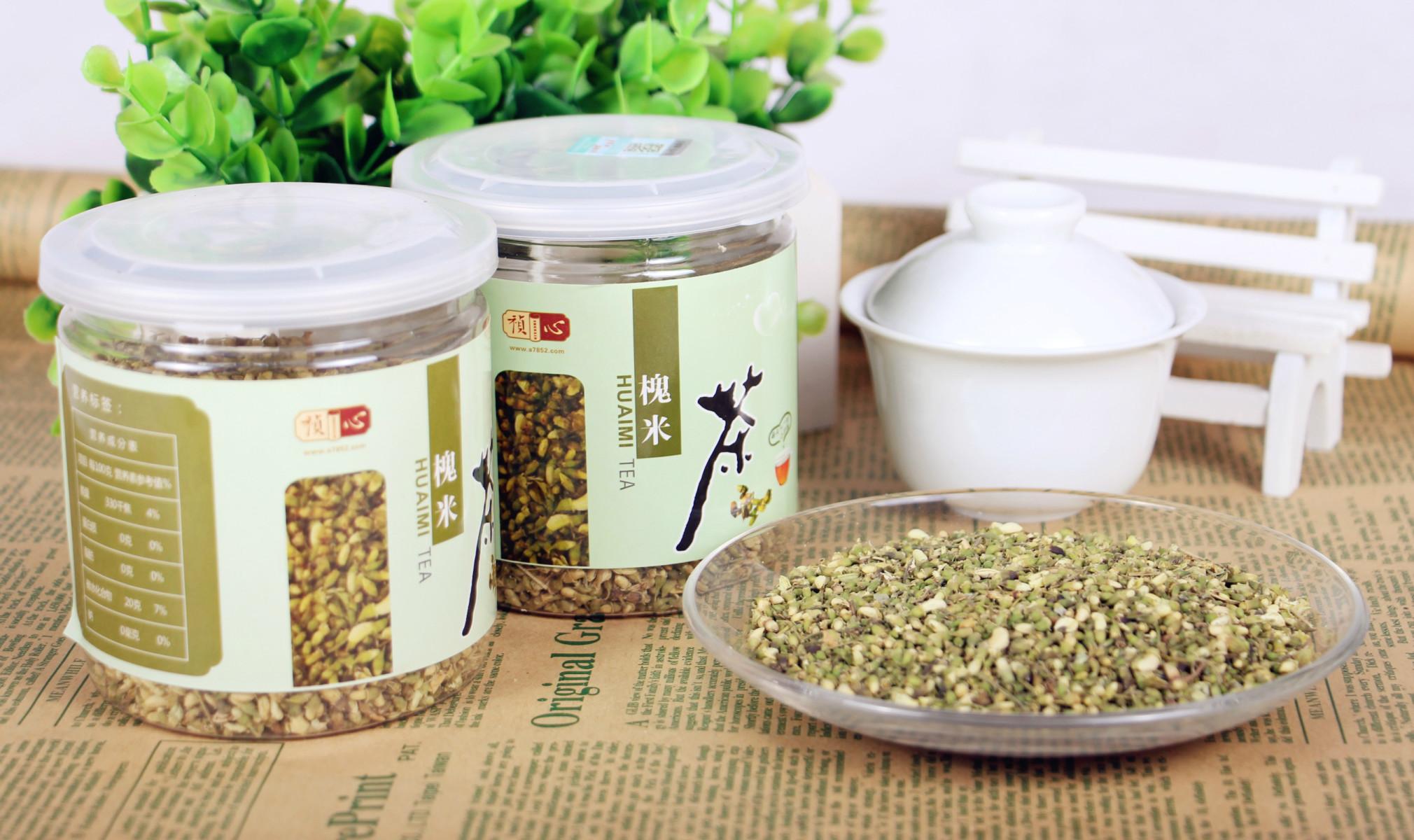 祯心瓶装茶系列-槐米