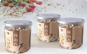 祯心瓶装茶系列-怀山药