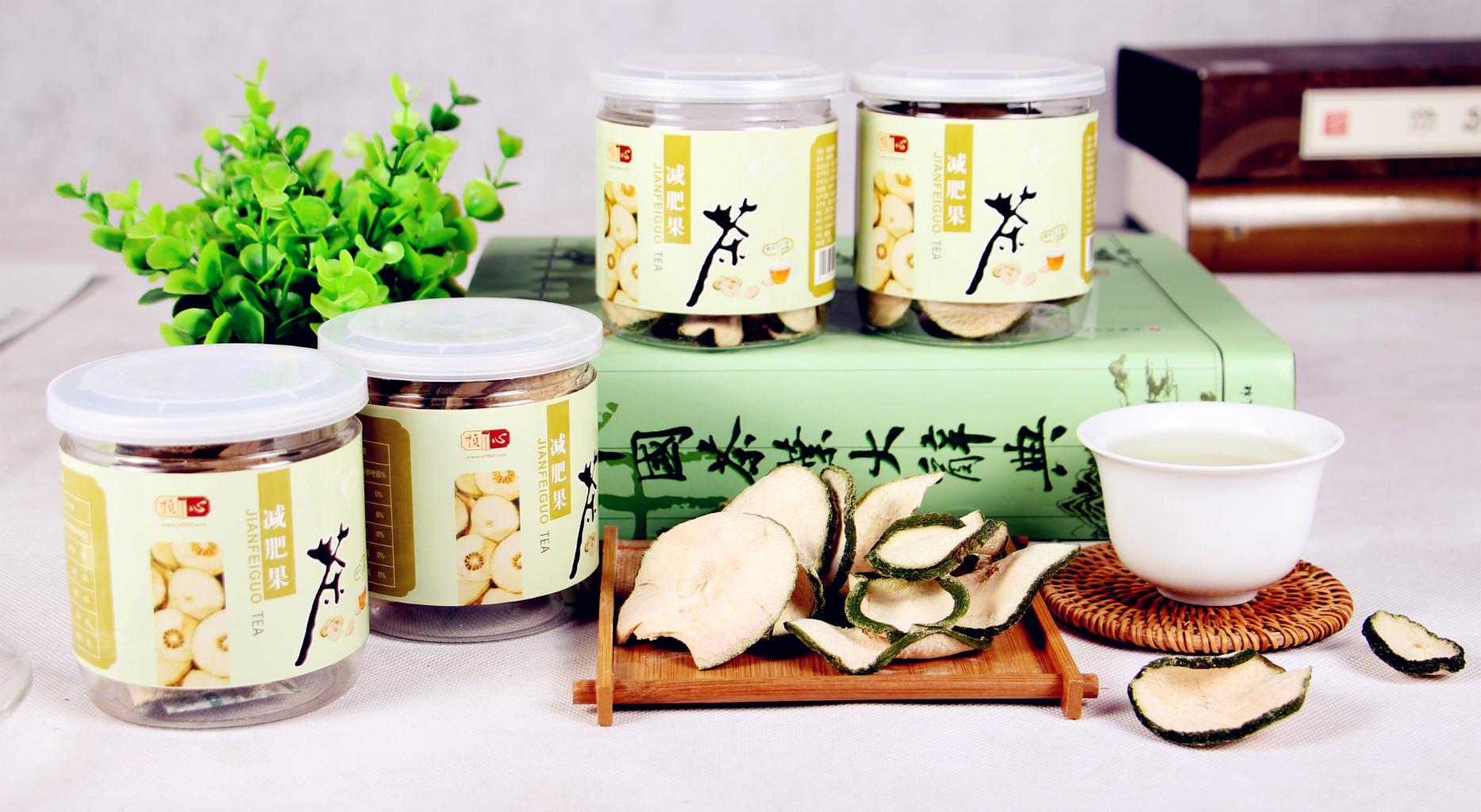 祯心瓶装茶系列-减肥果